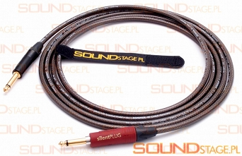 SOMMER CABLE SCN-GOLD [HI-END] przewód gitarowy Jack SILENT prosty