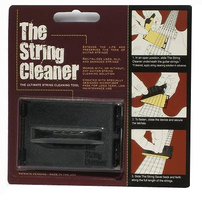 Czyścik do strun TONEGEAR Stringcleaner do gitar